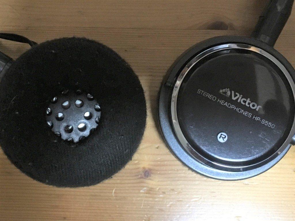 ビクターヘッドフォン