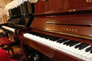 ピアノ2台
