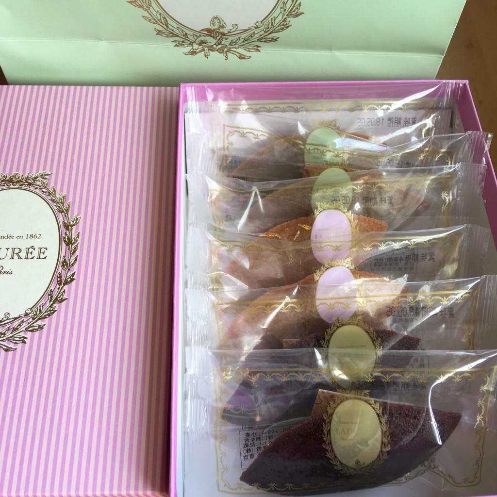 お菓子の箱ー2
