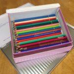 色鉛筆収納