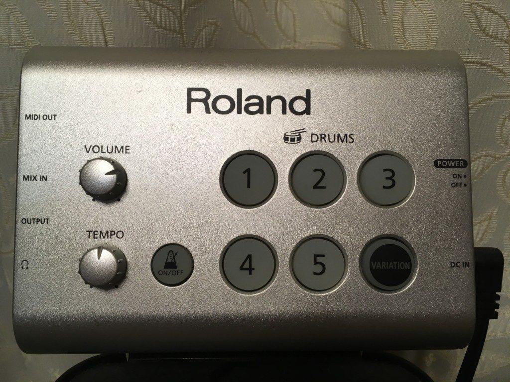 電子ドラムコントローラー