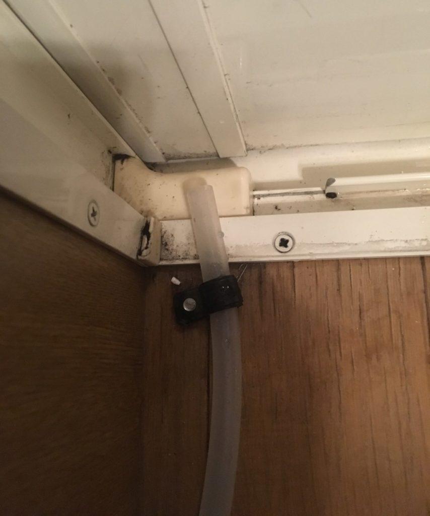除湿機排水設置