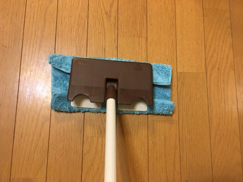 クエン酸床清掃