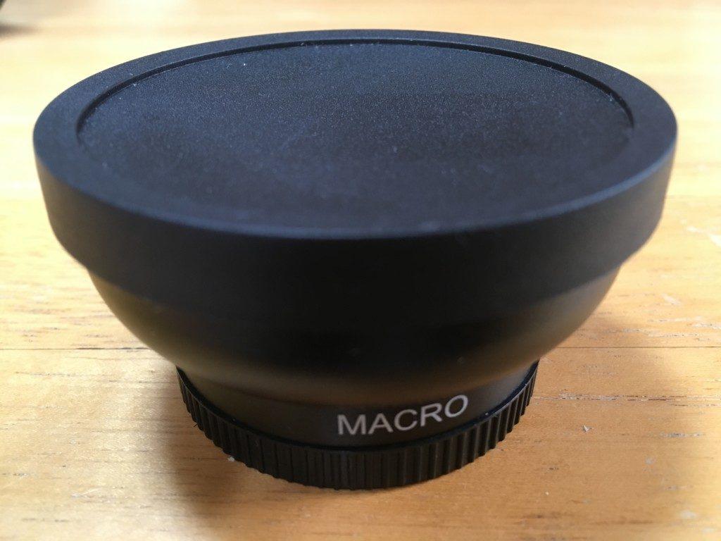 Wide conversion lens-1