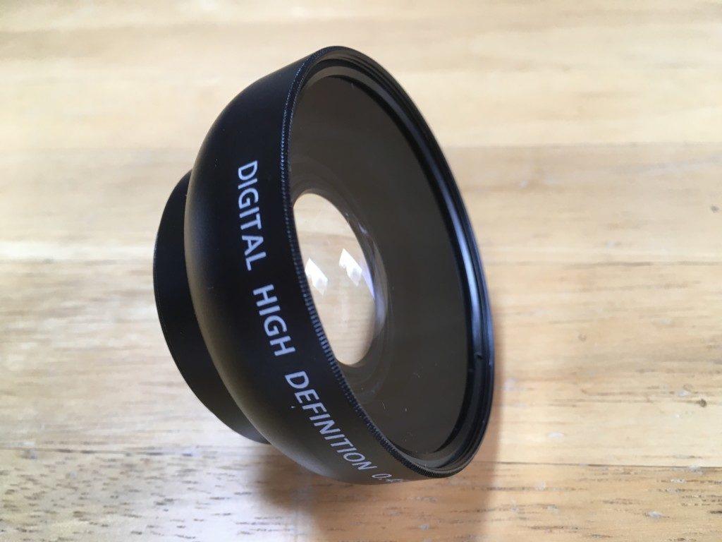 Wide conversion lens-2