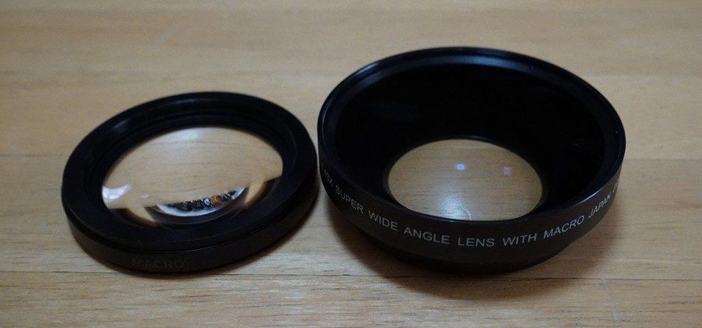 Lens disassembly