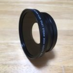 Wide conversion lens