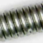 Coated string