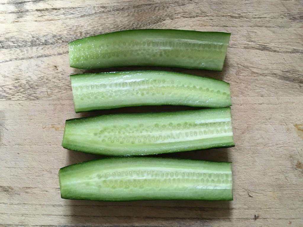 Cucumber sticks (3)