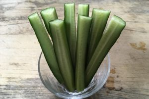 Cucumber sticks (5)