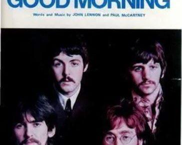 good morning good morning